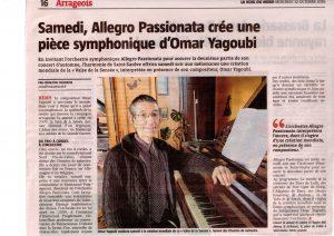 Omar Yagoubi création
