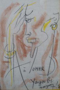 Omar Yagoubi par son ami Claude Nougaro