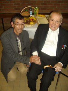 Aldo Ciccolini, le Maître de Omar Yagoubi