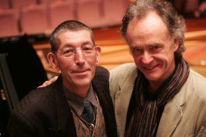 Avec Jean-Claude Casadesus