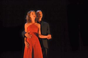 Jeanne Monteilhet et Bertrand Dazin